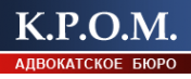 Логотип компании К.Р.О.М