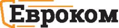 Логотип компании ЕВРОКОМ