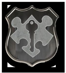 Логотип компании Единая служба аварийного открывания замков