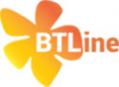 Логотип компании BTLine