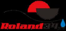 Логотип компании Roland34