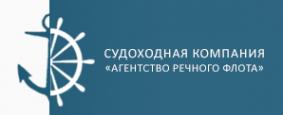 Логотип компании Агентство речного флота