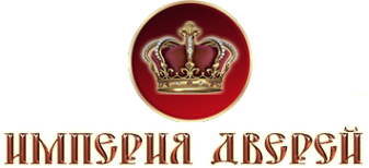 Логотип компании Империя дверей