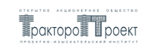 Логотип компании Тракторопроект