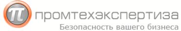 Логотип компании Промтехэкспертиза