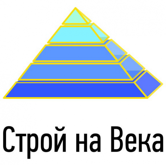 Логотип компании Строй на Века