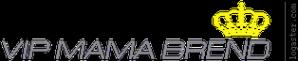 Логотип компании VIP MAMA BREND